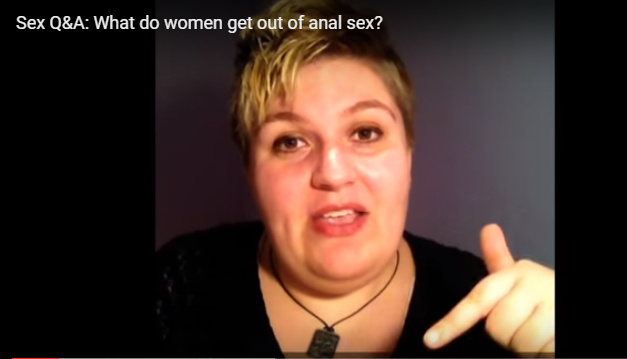 why girls like anal